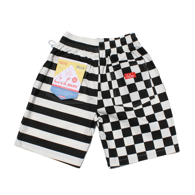Chef Short Pants 「Crazy C and B」