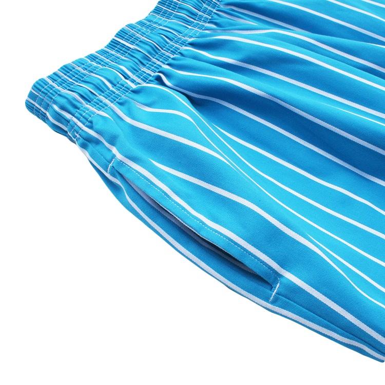Chef Short Pants「Stripe」 LIGHT BLUE