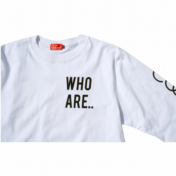 Long sleeve T-shirts 「YES」
