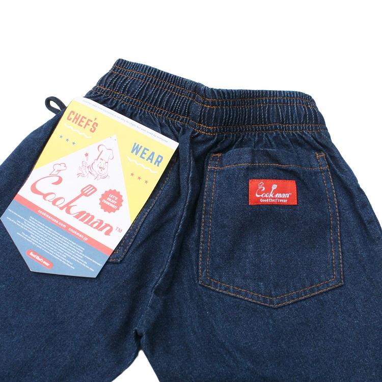 シェフパンツ Chef Pants Denim Kids Size