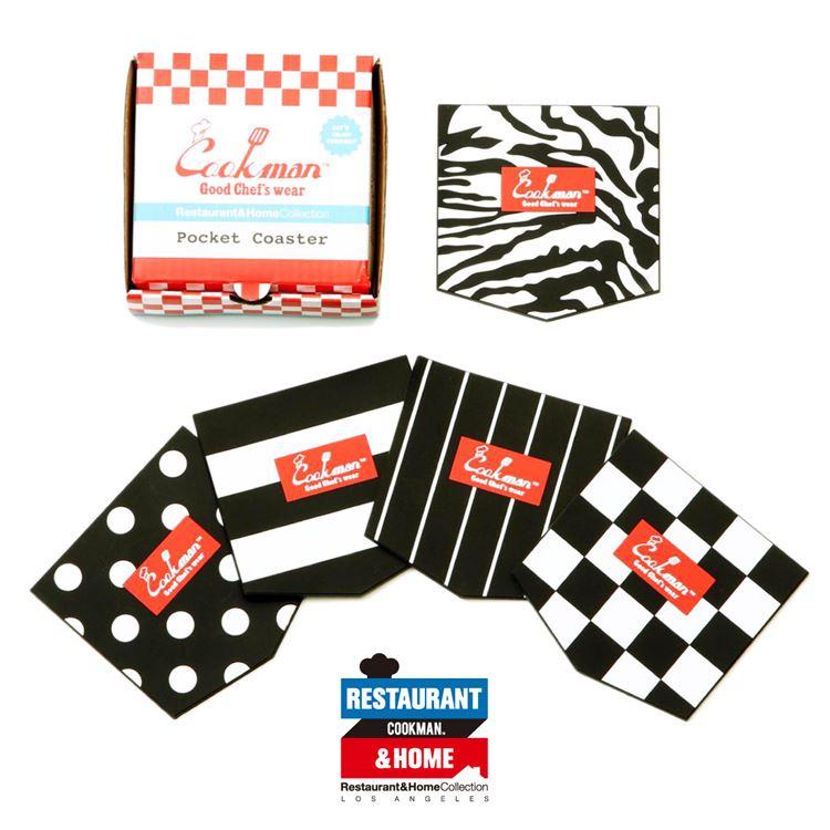 Pocket Coaster  「Mono」 Set
