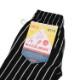 シェフパンツ Chef Pants Stripe Black Kids Size