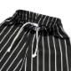 Chef Pants Kids 「Stripe」 Black