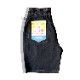 Chef Short Pants 「DENIM」 Black