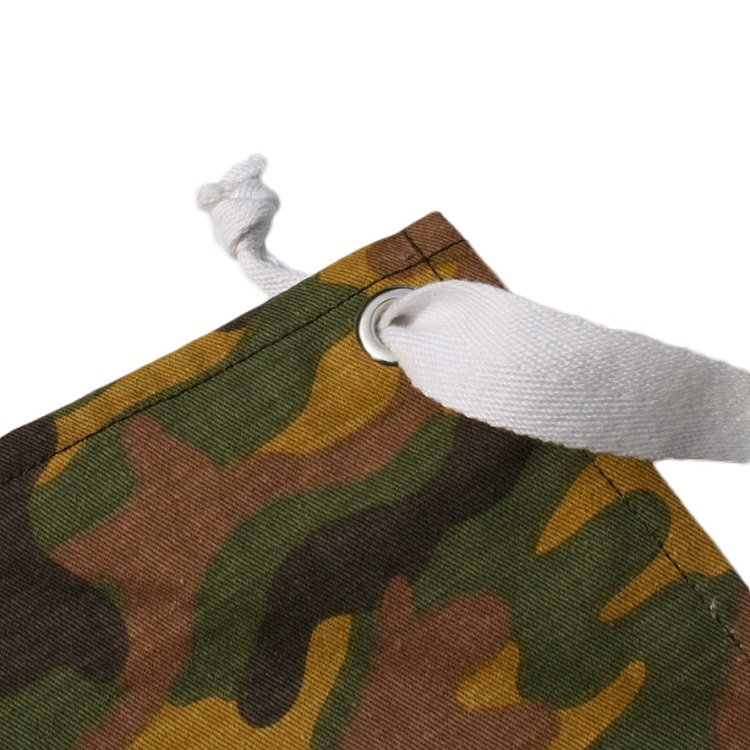 Mini Apron「Woodland camo」