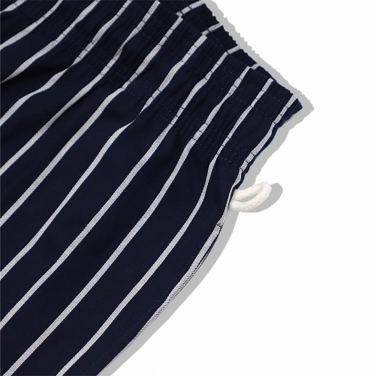 ウェイターズパンツ Waiter's Pants Stripe Navy