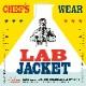 ラボジャケット Lab.Jacket Stripe Black