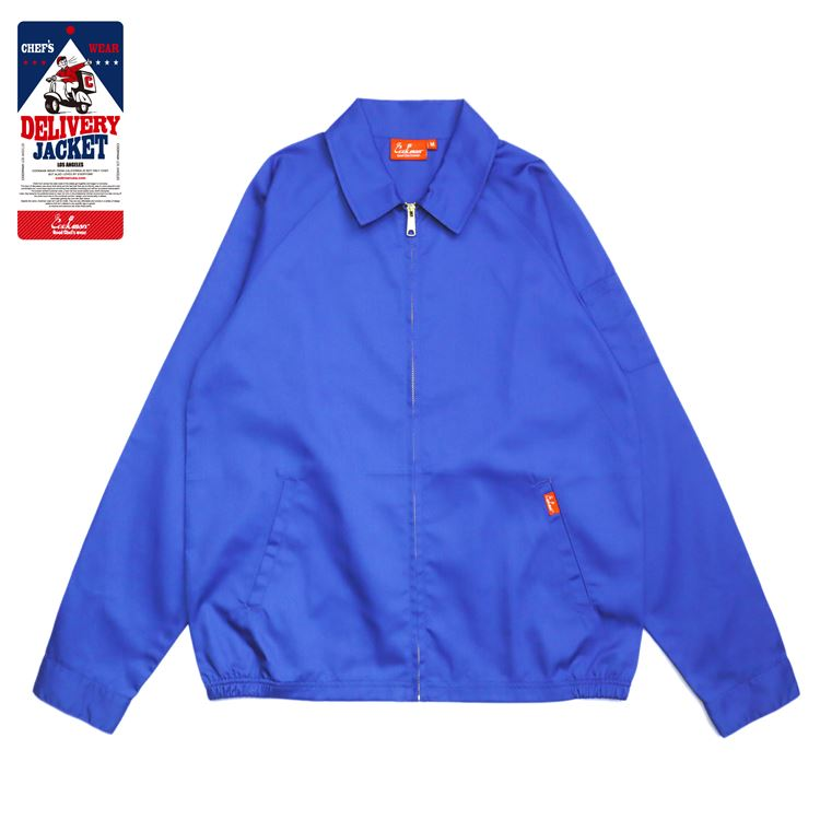 デリバリージャケット Delivery Jacket Deep Blue