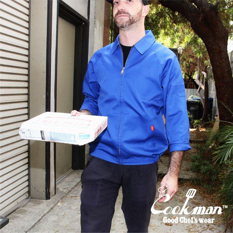 Delivery Jacket 「Deep Blue」