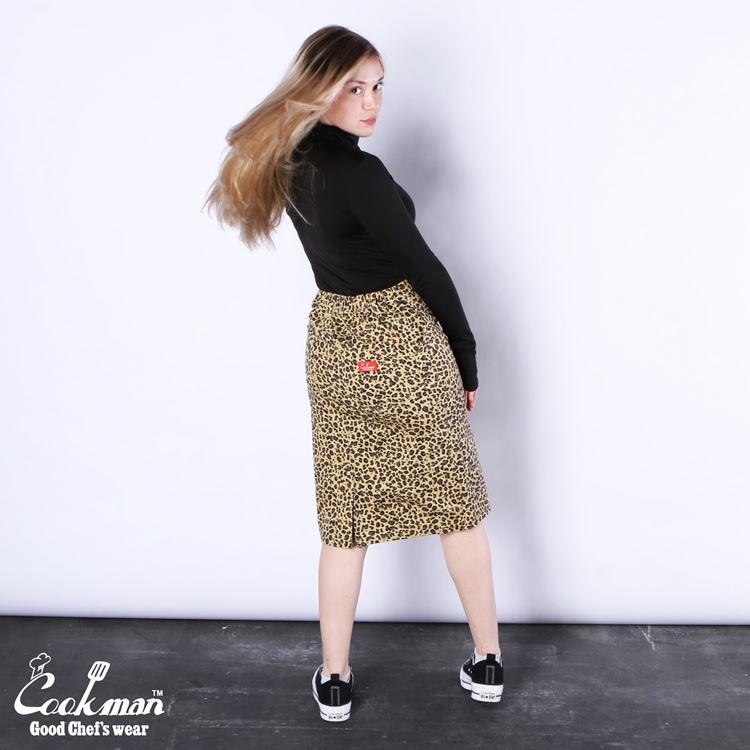 スカート Baker's Skirt Leopard