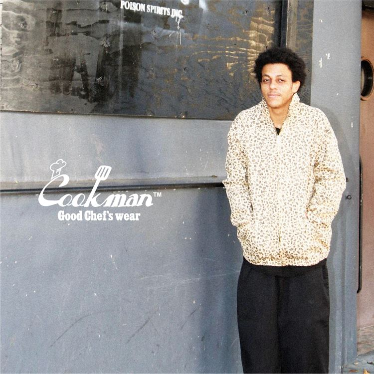 Delivery Jacket 「Leopard」