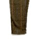 Chef Pants 「Wool Mix Check」 Olive Green