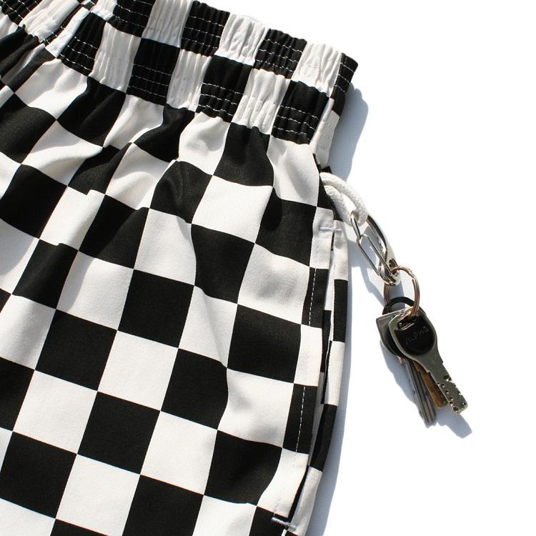 シェフパンツ Chef Pants Short Checker
