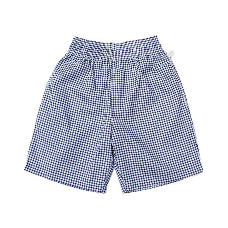 Chef Short Pants 「Gingham」