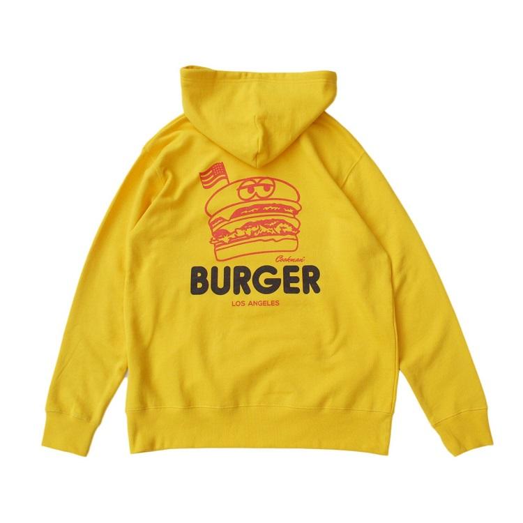Hoodie 「Burger」