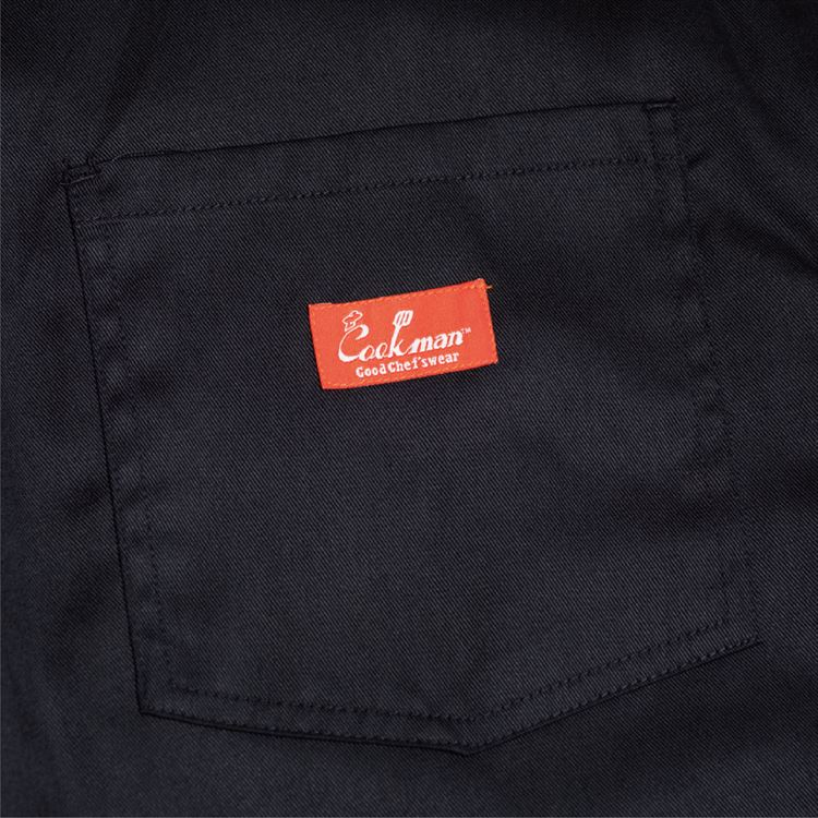オーバーオール Fisherman's Bib Overall Black