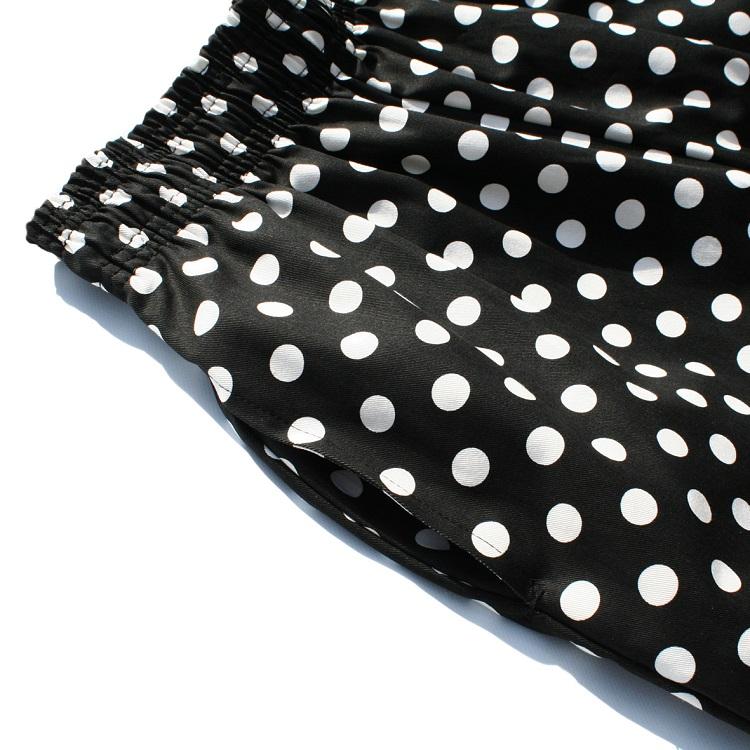 Chef Short Pants 「Dots」