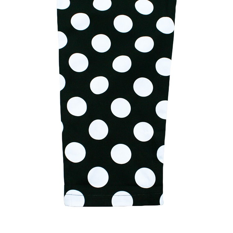 Chef Pants 「Big dots」 Black