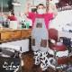 シェフパンツ Chef Pants Cow