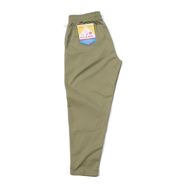 Chef Pants 「Khaki」 BIG SIZE