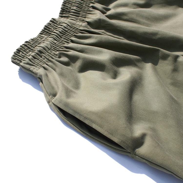 シェフパンツ Chef Pants Khaki Plus Size