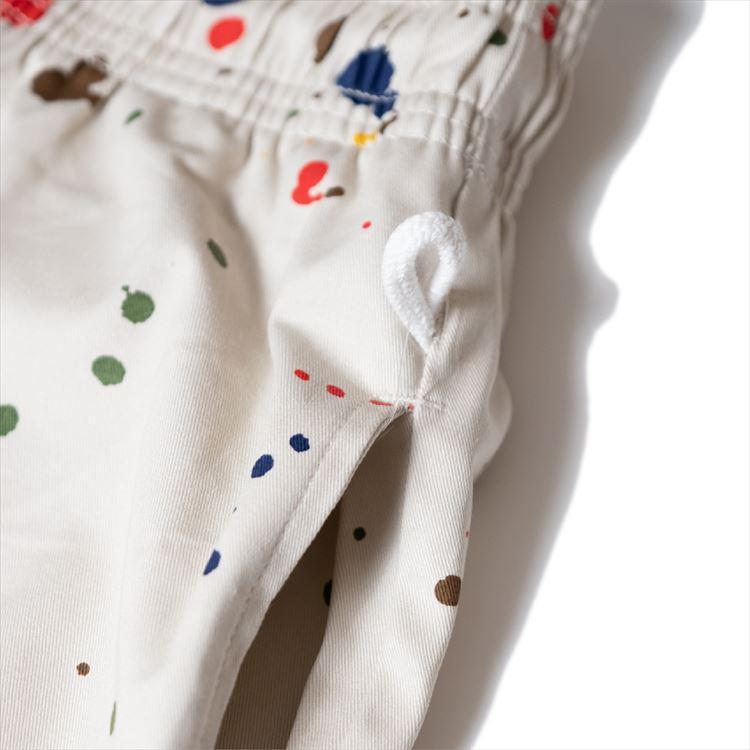 Chef Short Pants 「Sauce Splash」