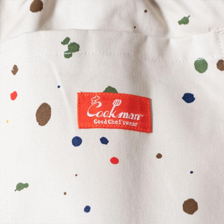 シェフパンツ Chef Pants Short Sauce Splash