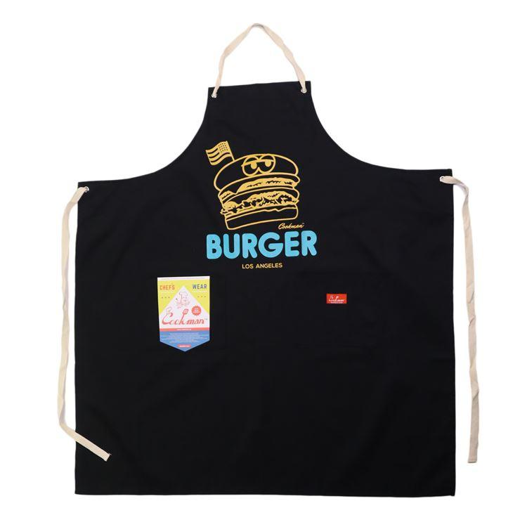 ロングエプロン Long Apron Burger