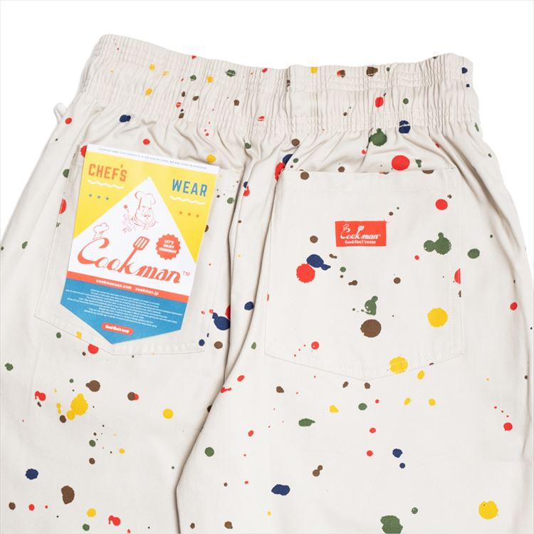 Chef Pants 「Sauce Splash」