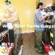 ワイドシェフパンツ Wide Chef Pants Cargo Khaki