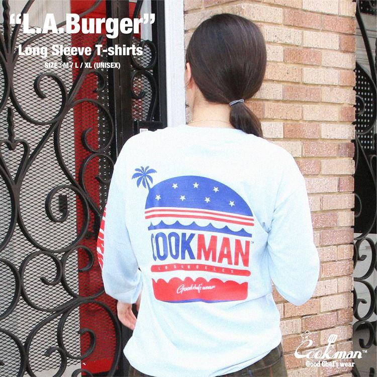 ロングスリーブTシャツ L.A.Burger