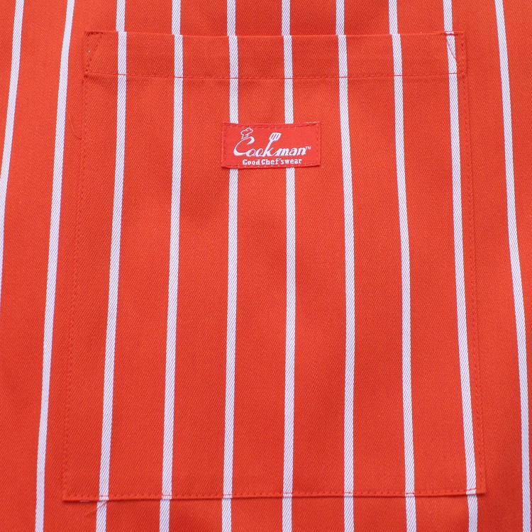 Waist Apron 「Stripe」 Orange