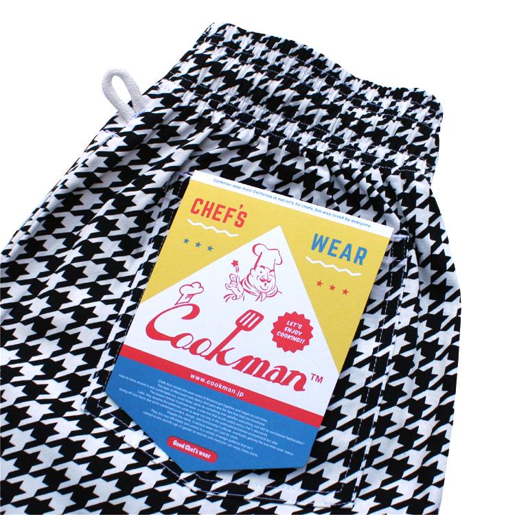 シェフパンツ Chef Pants Short Big Chidori
