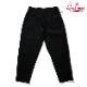 シェフパンツ Chef Pants Corduroy Black Plus Size