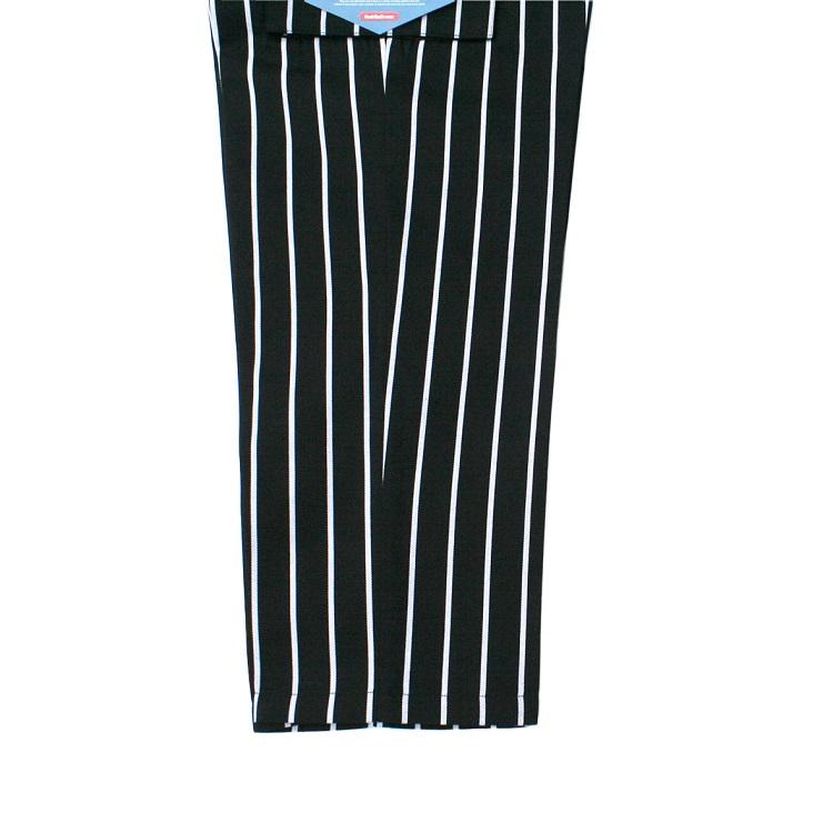 Chef Cargo Pants 「Stripe」 Black