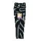 シェフパンツ Chef Pants Cargo Stripe Black