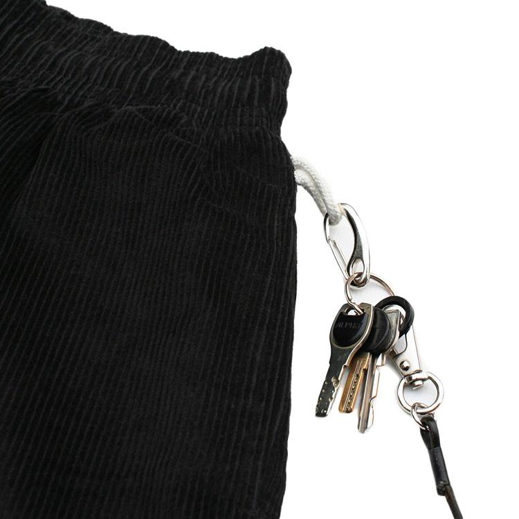 Chef Short Pants 「Corduroy」 Black