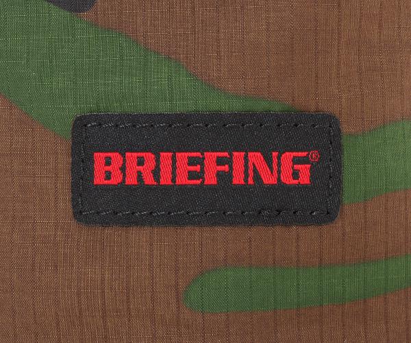 【選べるノベルティ付】ブリーフィング BRIEFING 2WAYドローストリングポーチ 2WAY DRAWSTRING POUCH(カラー:ベージュ)BRL193L29