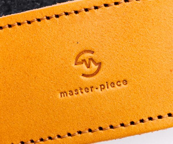 【選べるノベルティ付】 master-piece マスターピース エバー ショルダーバッグ(カラー:ネイビー) 24252-v4