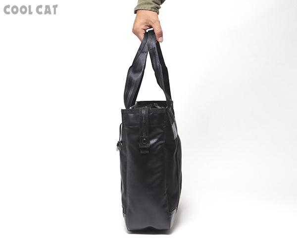 【選べるノベルティ付】 ポーター ヒート トートバッグ(カラー:ブラック)703-07966 吉田カバン PORTER