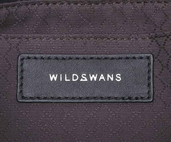 【選べるノベルティ付】ワイルドスワンズ モンパルナス スヴェルト ボディバッグ(カラー:ネイビー)MONTPARNASSE SVELTO WILD SWANS