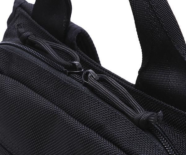 【選べるノベルティ付】 ブリーフィング BRIEFING リュックサック HUGGER(カラー:ブラック)BRM183106