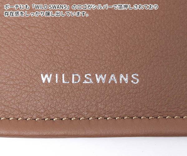 【選べるノベルティ付】ワイルドスワンズ モンパルナス リベロ トートバッグ(カラー:キャメル)MONTPARNASSE LIBERO WILD SWANS
