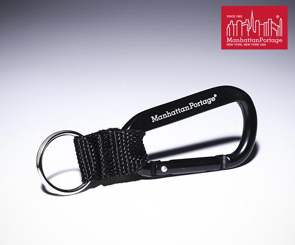 Manhattan Portage マンハッタンポーテージ カラビナ(カラー:ブラック)mp-carabina