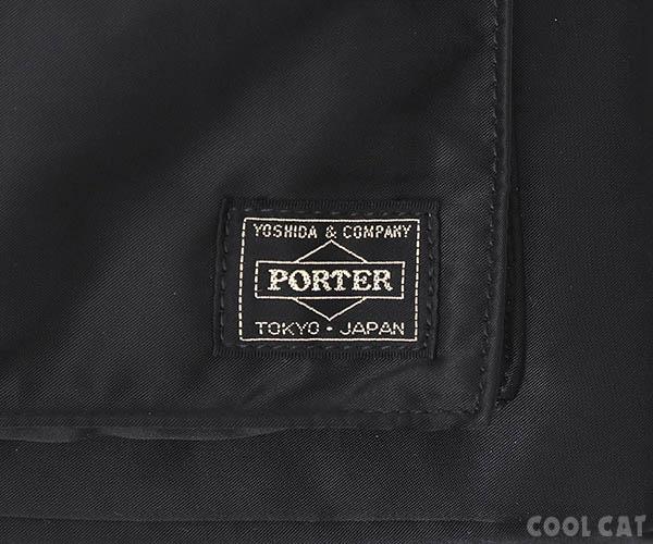 【選べるノベルティ付】 ポーター タンカー デイパック 622-68621 ブラック 吉田カバン PORTER
