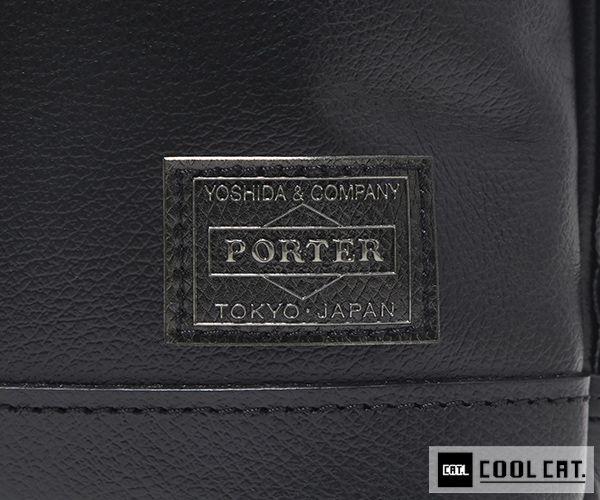 【選べるノベルティ付】 ポーター ガード ポーチ(カラー:ブラック)033-05067 吉田カバン PORTER GUARD