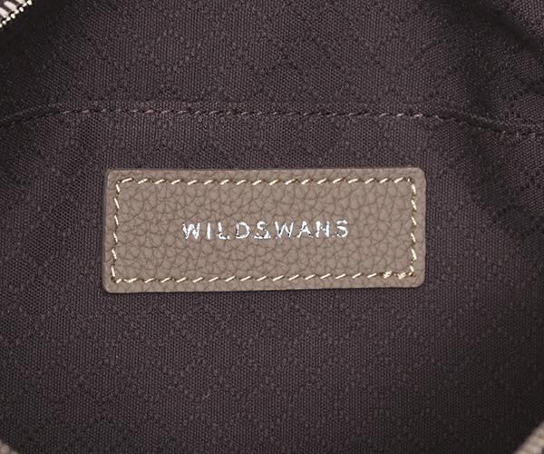 【選べるノベルティ付】ワイルドスワンズ リジッド 2WAYボディバッグ (カラー:トープ) RIGID WILD SWANS