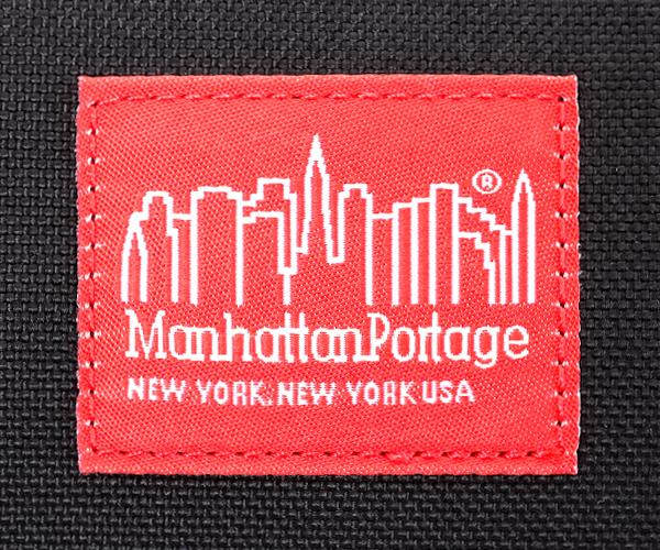 【選べるノベルティ付】Manhattan Portage マンハッタンポーテージ トートバッグ M(カラー:ブラック)mp1336z