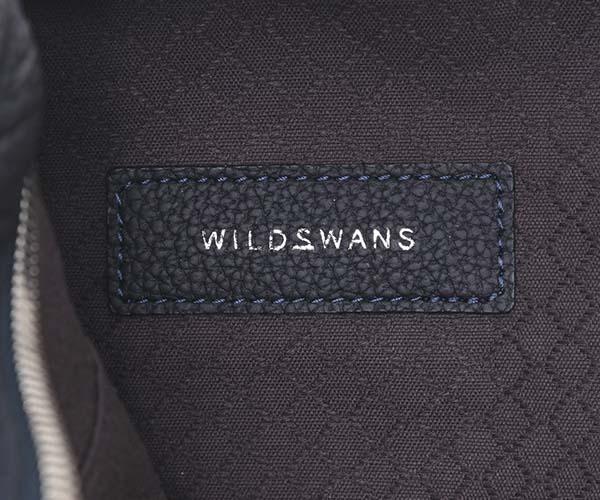 【選べるノベルティ付】ワイルドスワンズ ソロン 2WAYショルダーバッグ(カラー:ネイビー)SOLON WILD SWANS