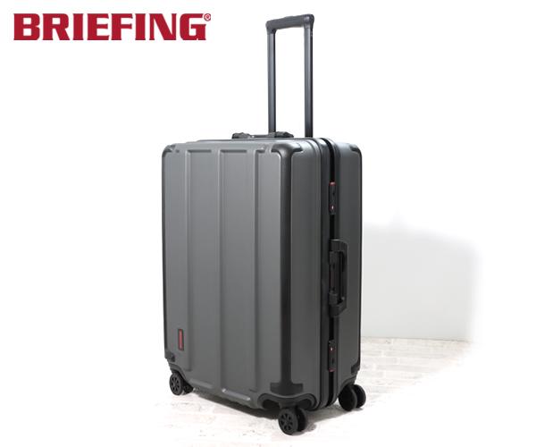 【選べるノベルティ付】 ブリーフィング BRIEFING 98L キャリーケース(カラー:スティール) BRA191C05
